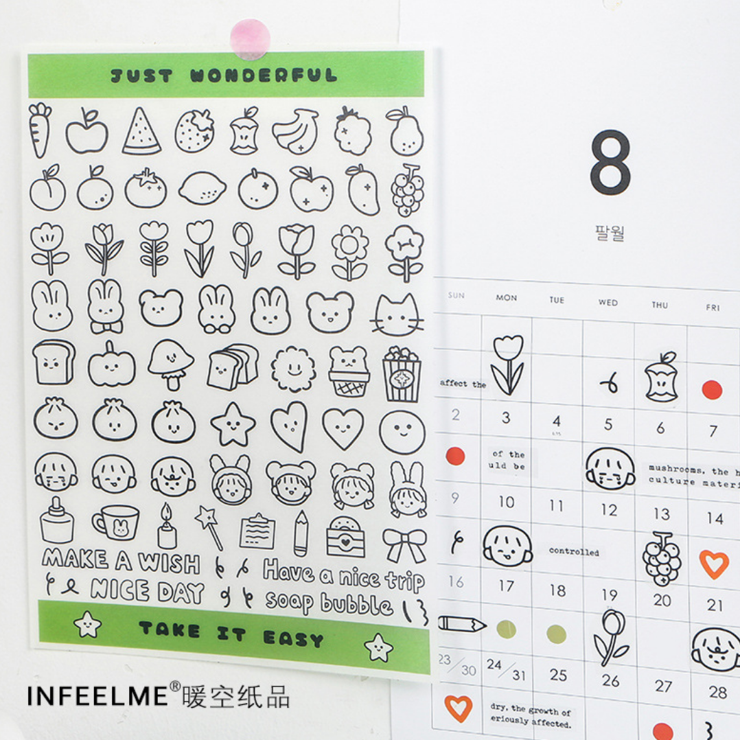 Infeel.me Stickers