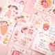 Fruit Sticker Series