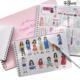 Sticker Paper Book