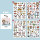 Telado Stickers