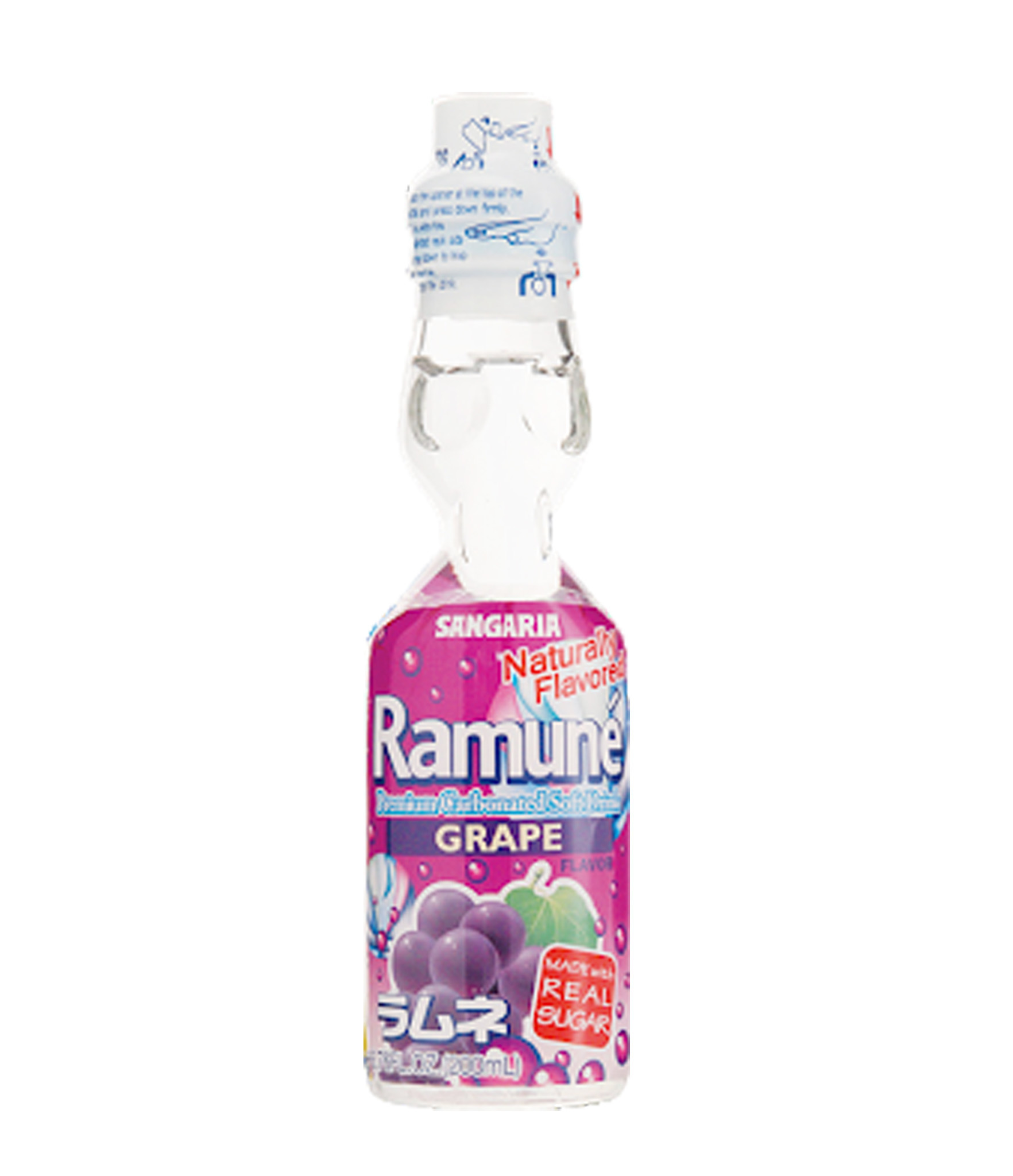 Sangaria Ramune Grape 200ml