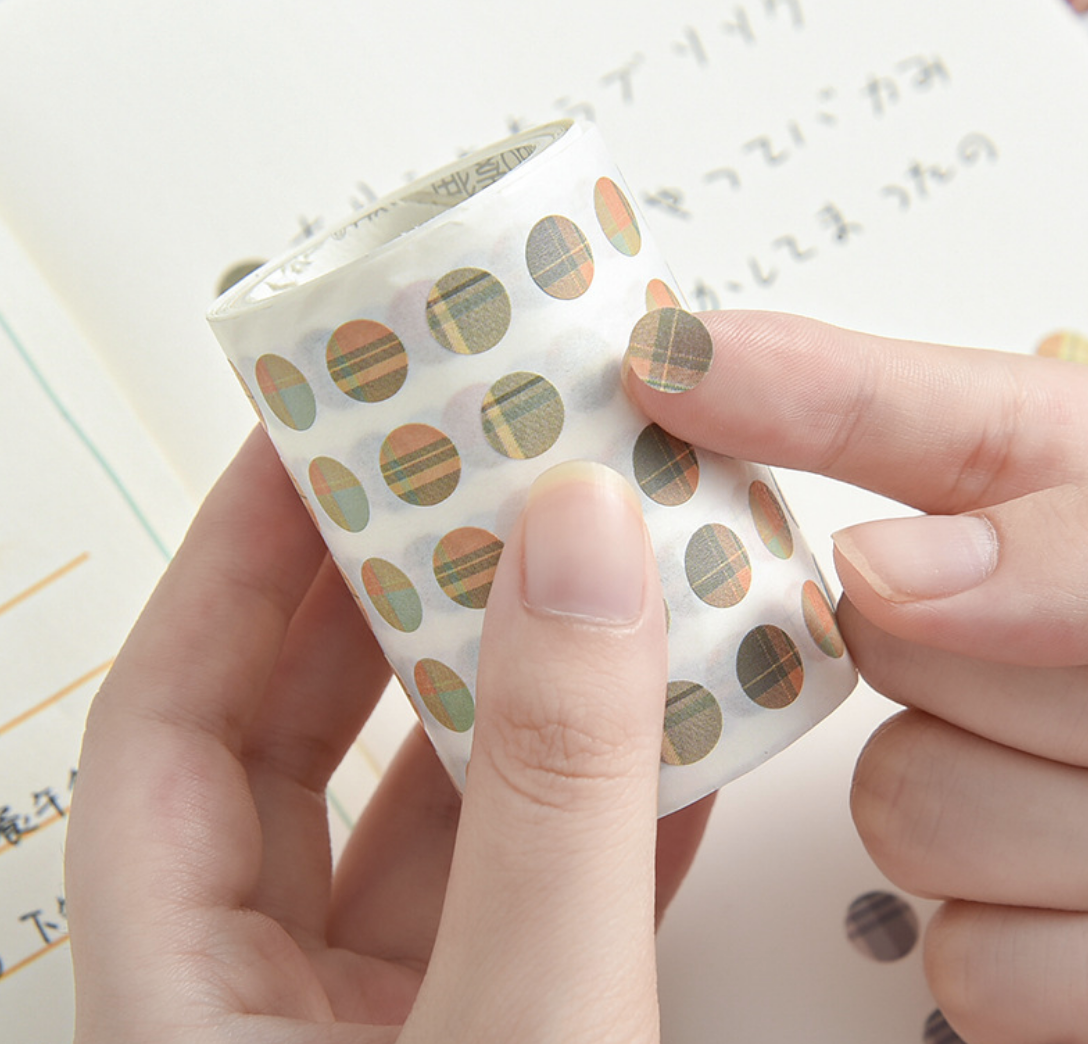 Dots Washi Tape