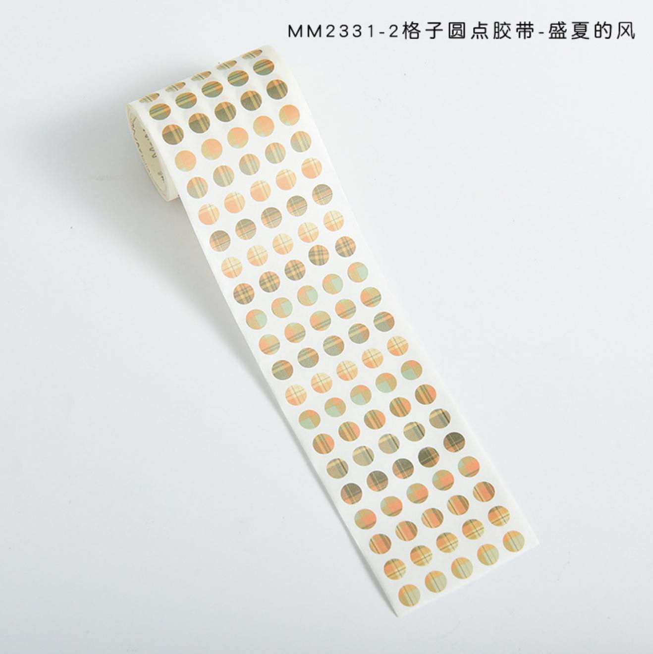 Dots Washi Tape