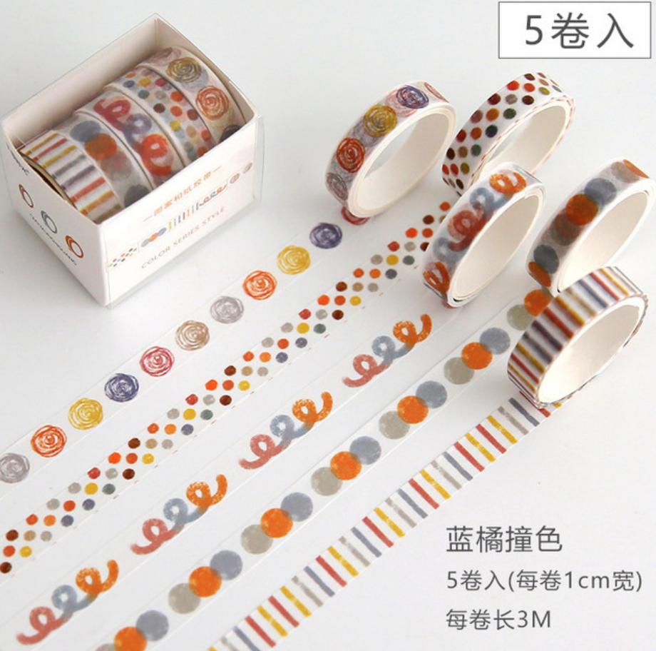 Pattern Washi Tape