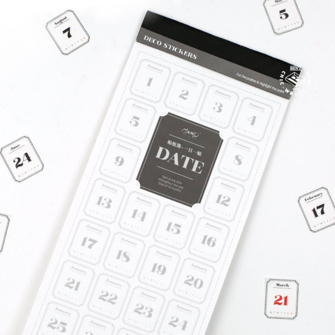 Deco Planner Stickers
