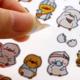 Nekoni Sticker