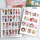 Bu's Sticker Book