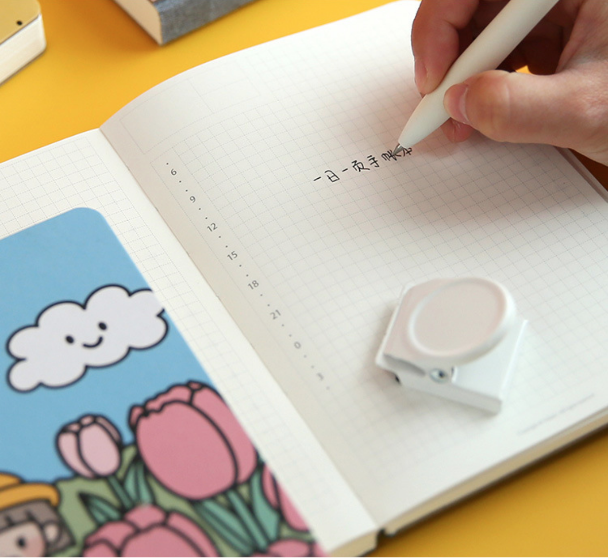 Telado Grid Notebook
