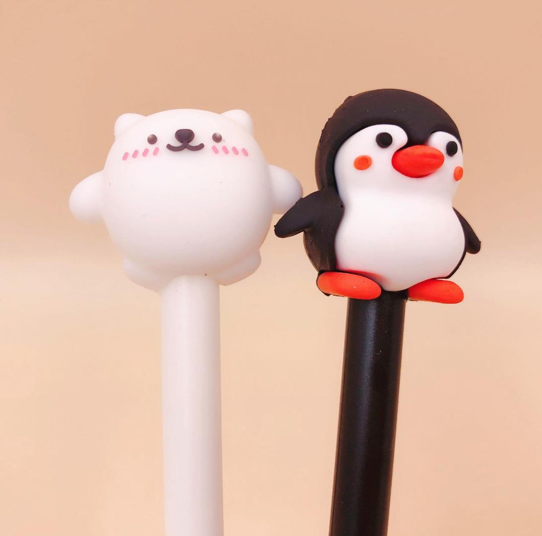 Penguin Gel Ink Pen