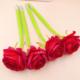 Red Rose Gel Ink Pen