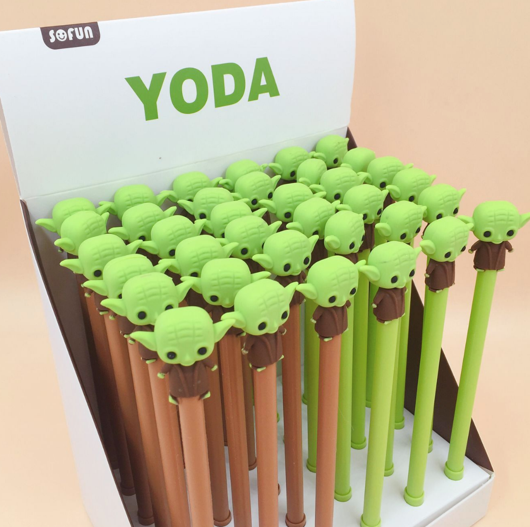 Yoda Gel Ink Pen