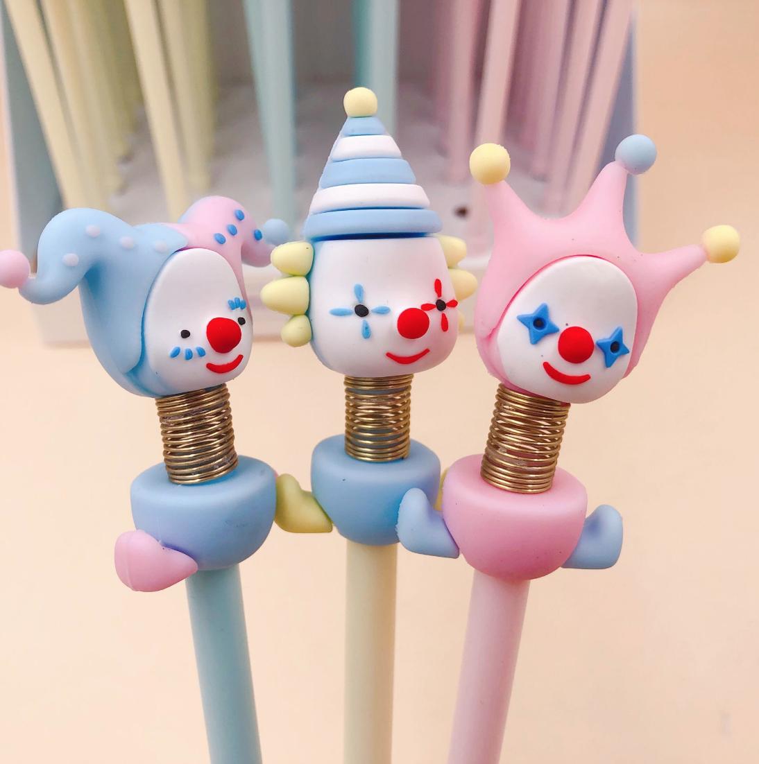 Clown Gel Ink Pen