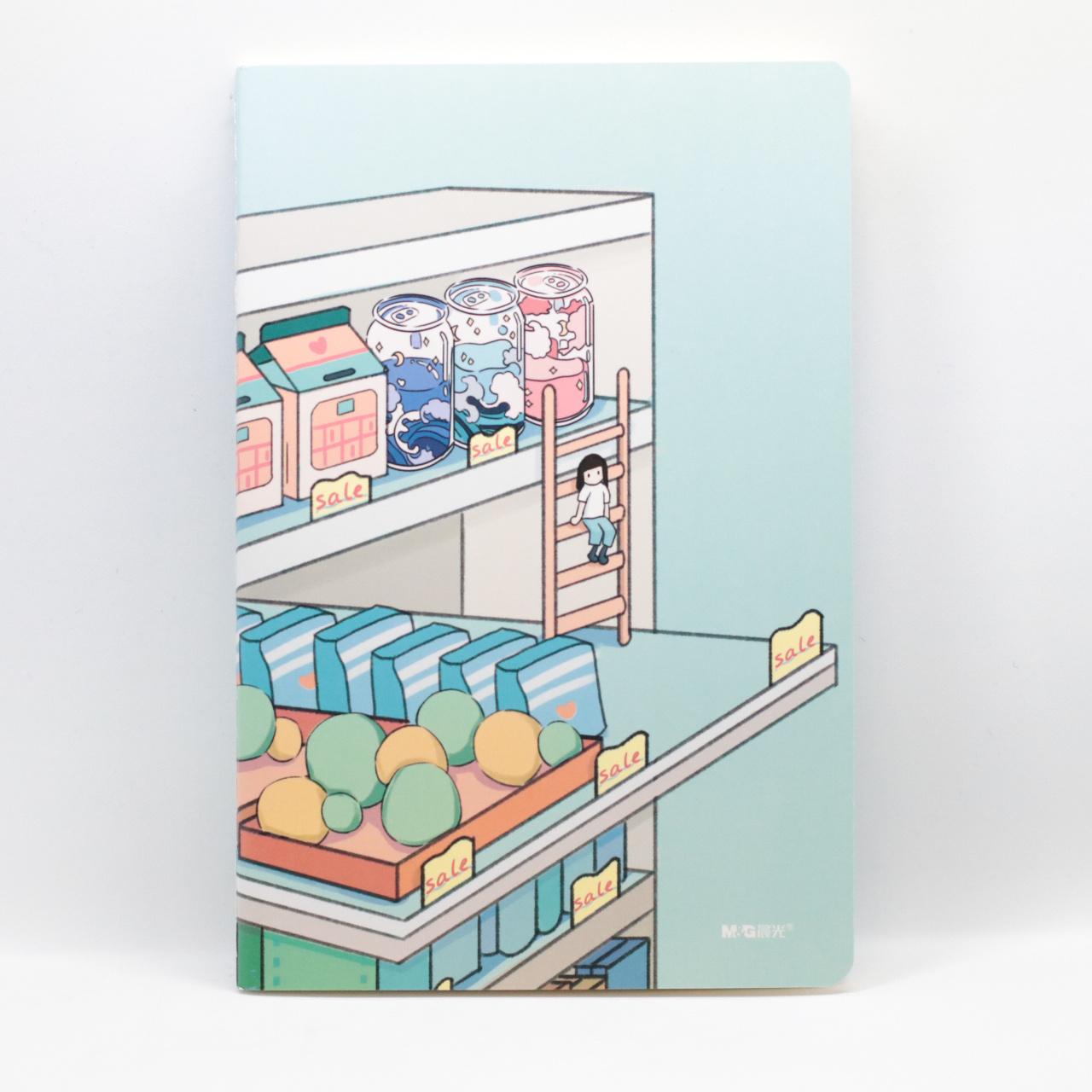 FA5425 Fashion Notebook A5