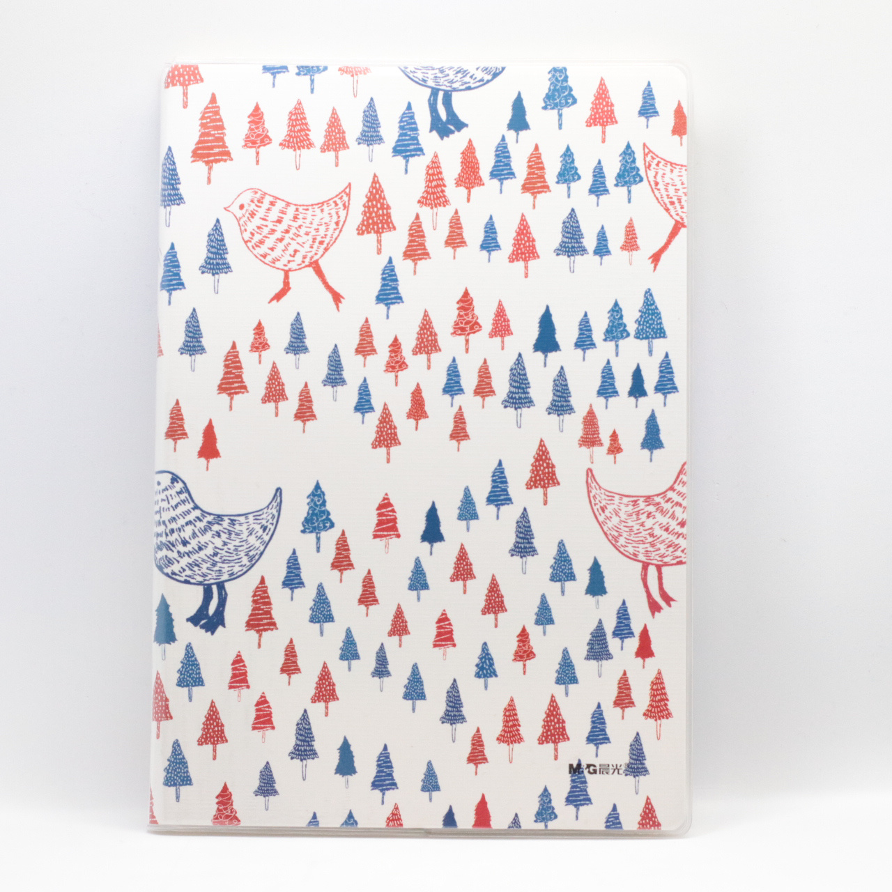 JA5714 Time Forest Notebook