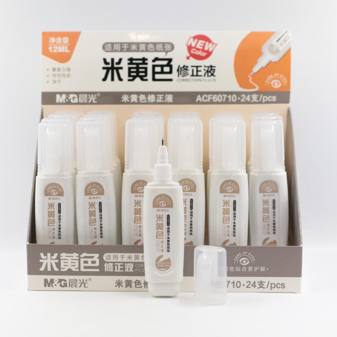 ACF60710 12ml Correction Fluid