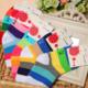 Rainbow Children Sock - 6-8Y