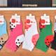 Animal Face Children Sock 4-12Y