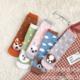 Fuzzy Animal Sock 9-12Y