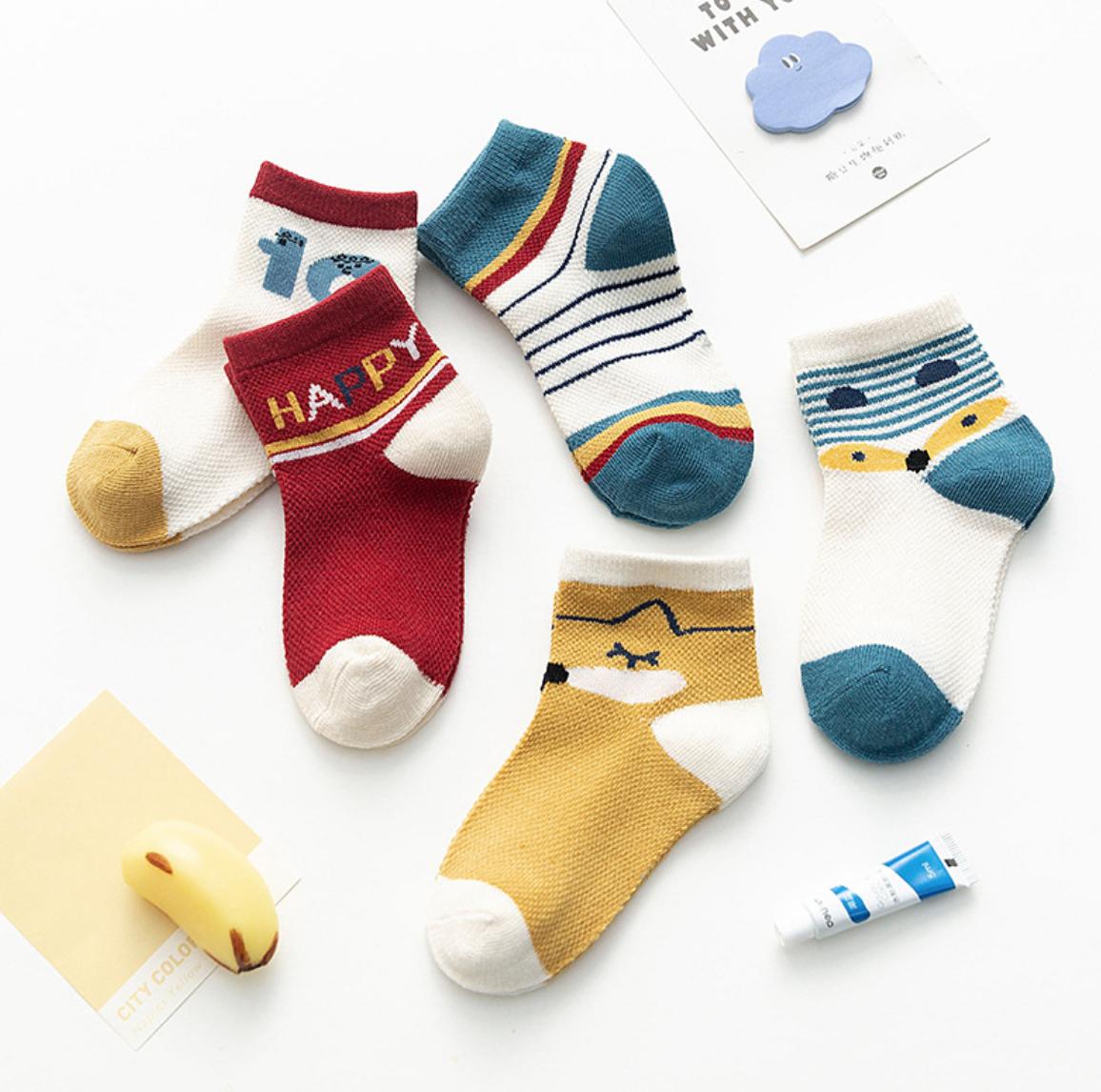 Happy Children Socks 3-8Y
