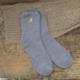 Bear Fuzzy Sock