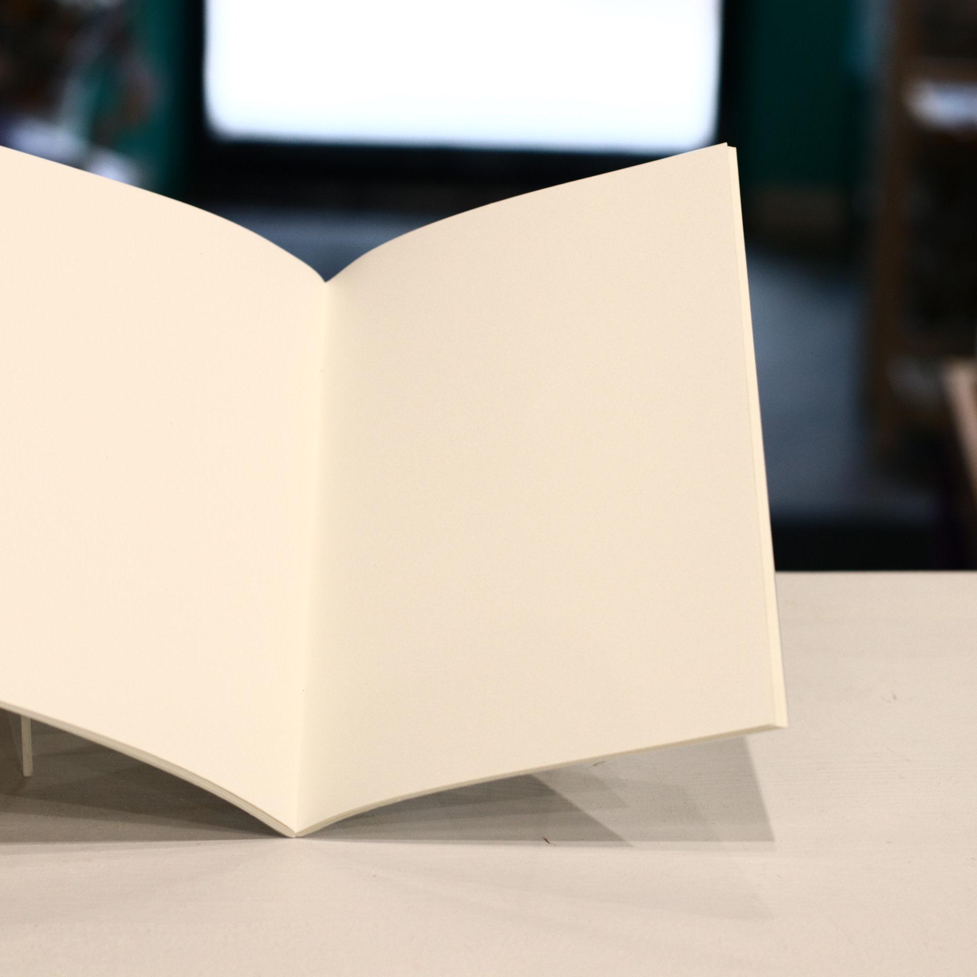 Jimen GN01-3216 Blank Notebook