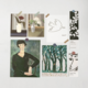 Postcards of World Famous Paintings