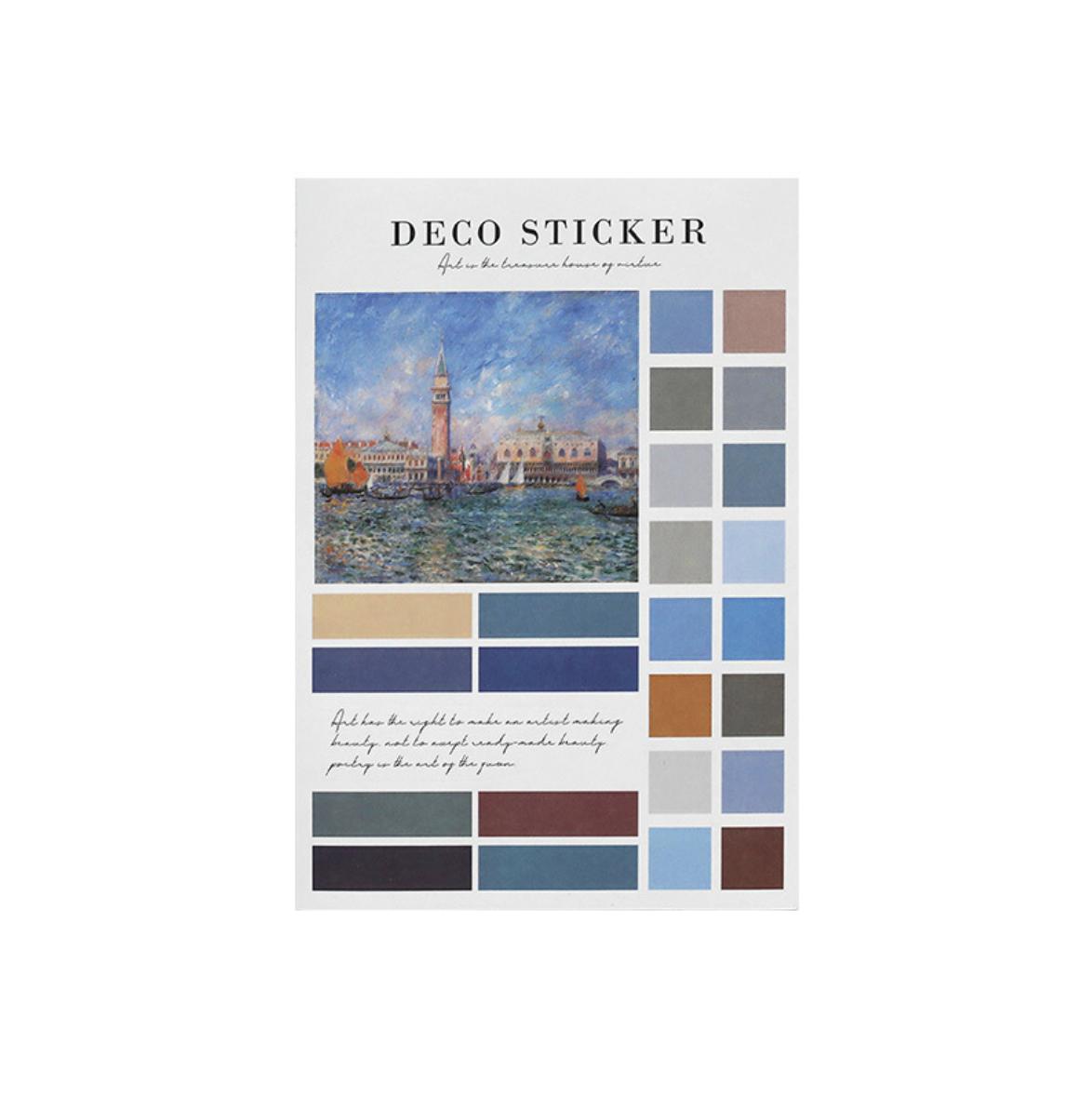 Ke Xin Deco Sticker