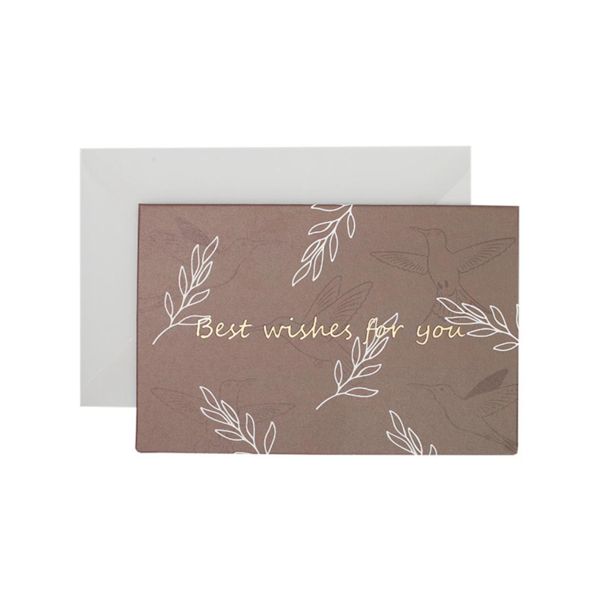 Ke Xin Leaf Cards