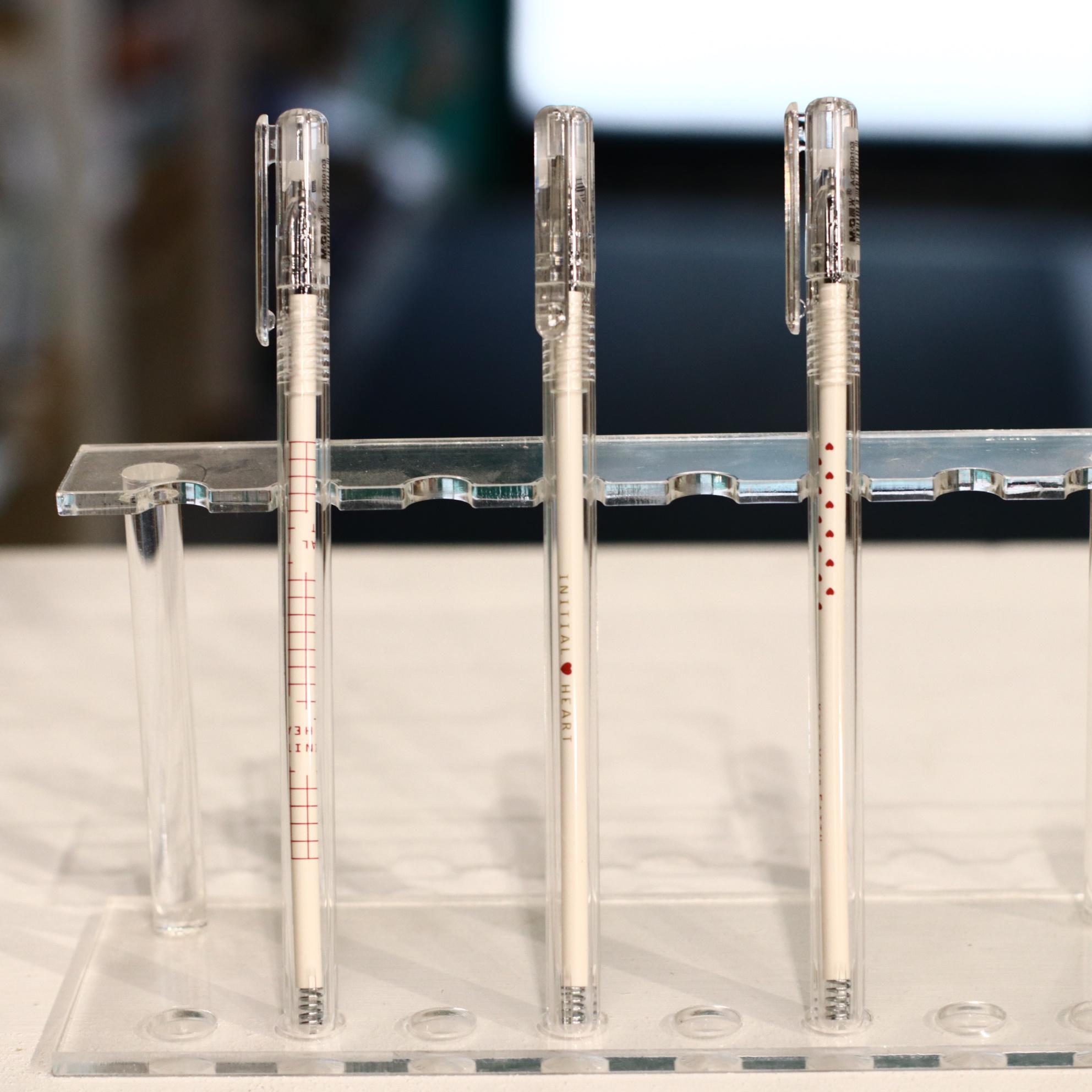 AGPB9103A 0.38mm Black Gel Ink Pen