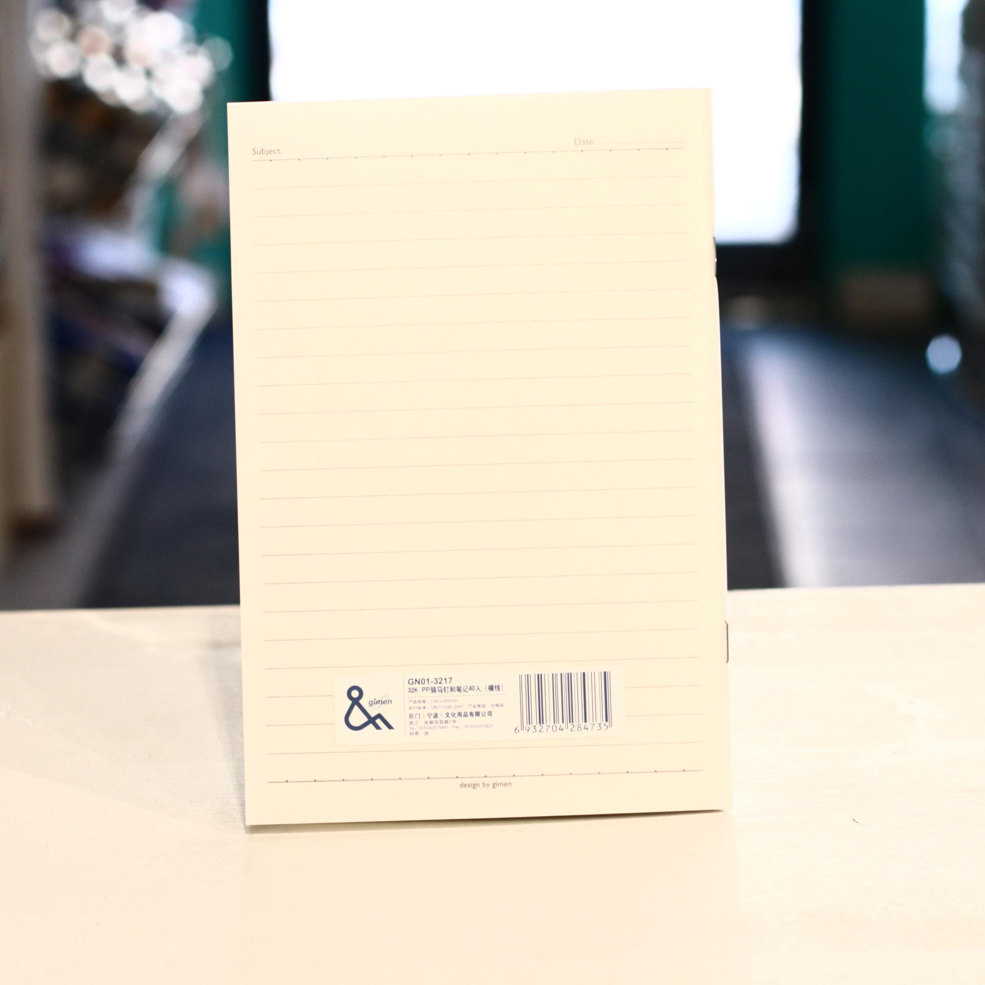 Jimen GN01-3217 Line Notebook
