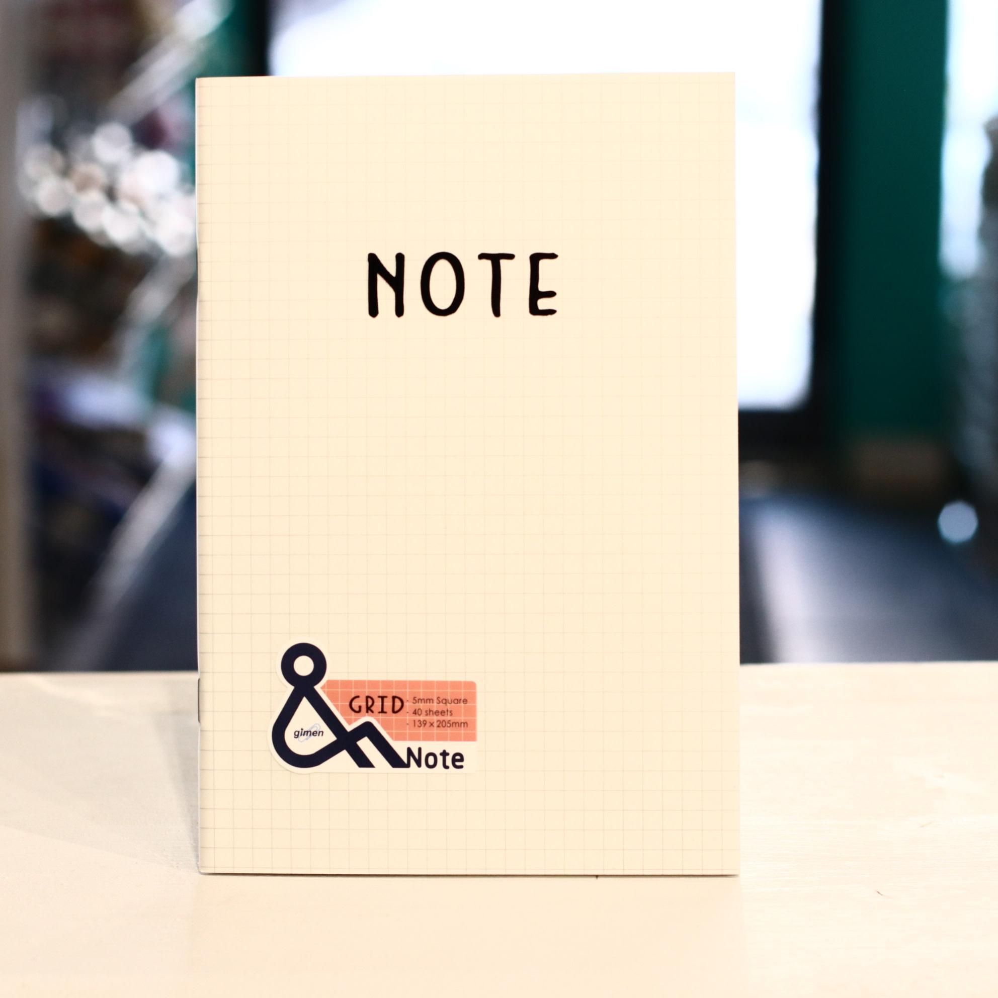 Jimen GN01-3218 Graph Notebook
