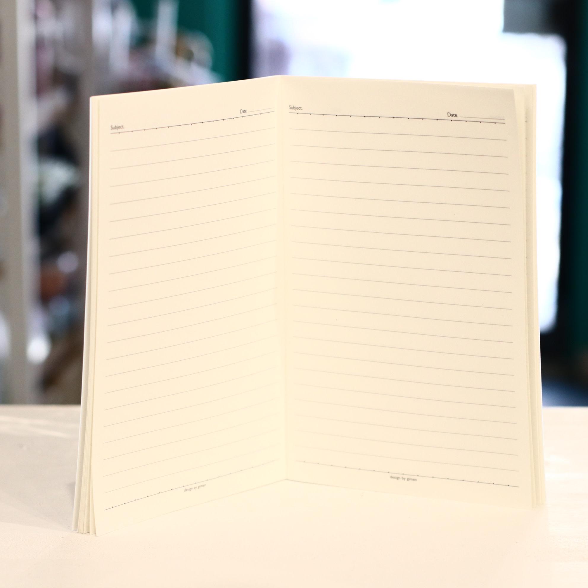 Jimen GN01-A560-2006 Dumpling Notebook
