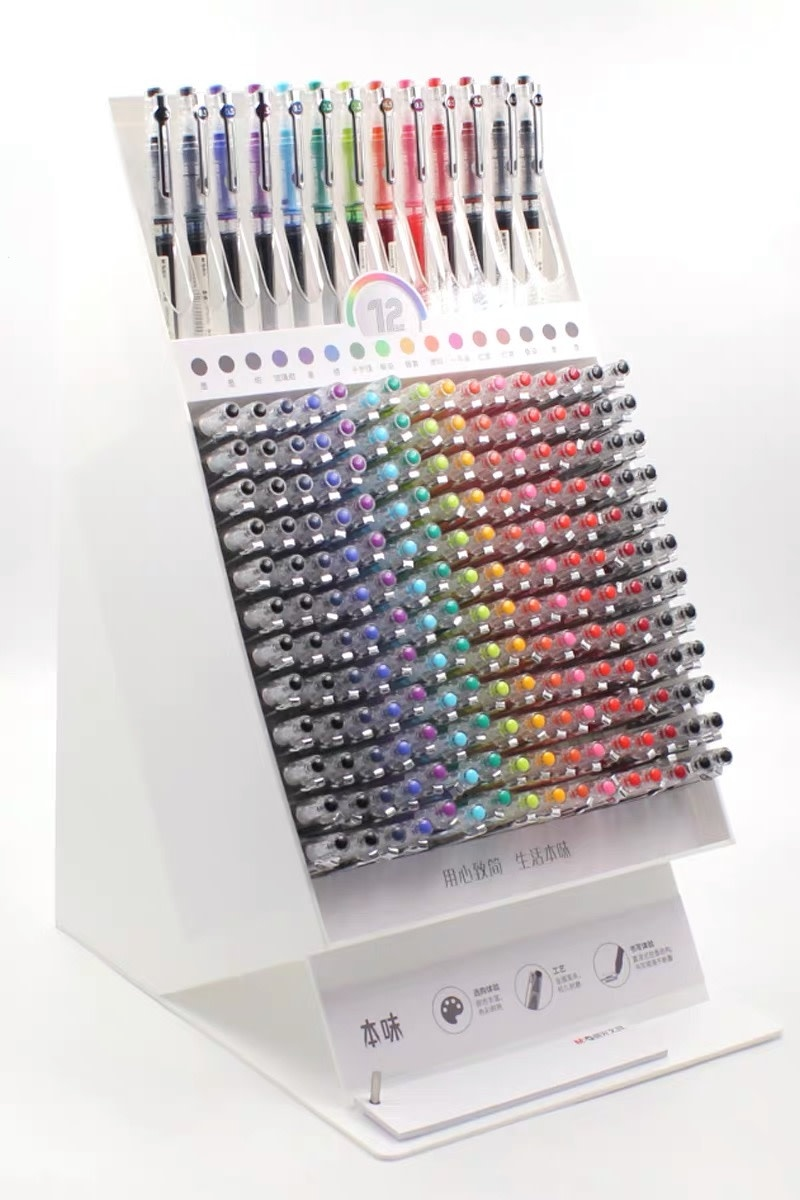 Color Roller Ball Gel Ink Pen 0.5mm ARPM2401