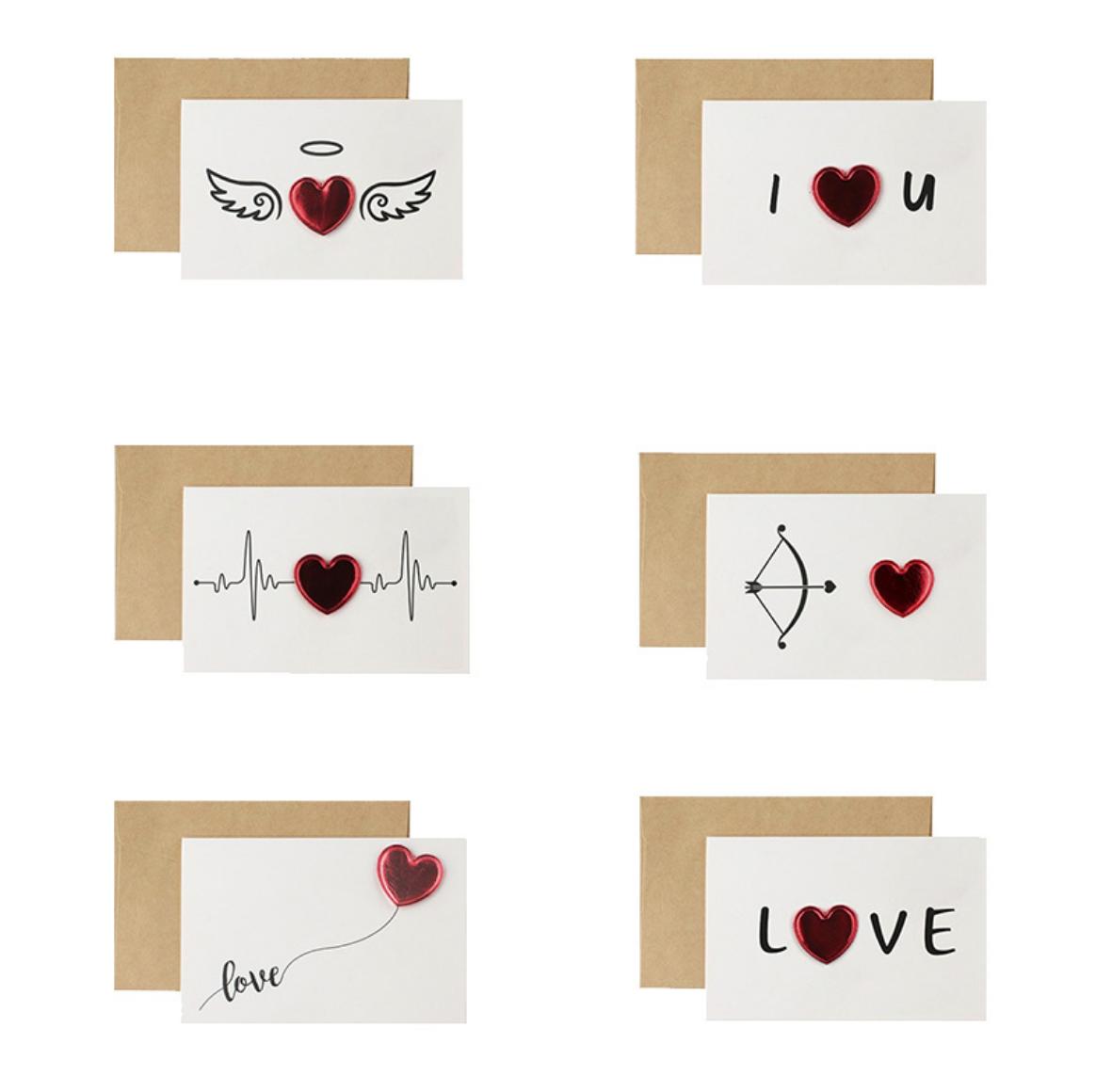 Ke Xin Love Cards