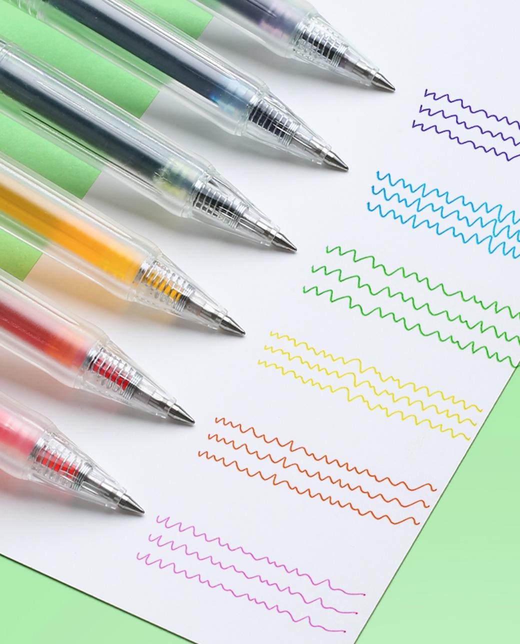 Color Gel Ink Pen AGPH5603
