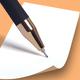 AGPA4002A 0.5mm Black Gel Ink Pen