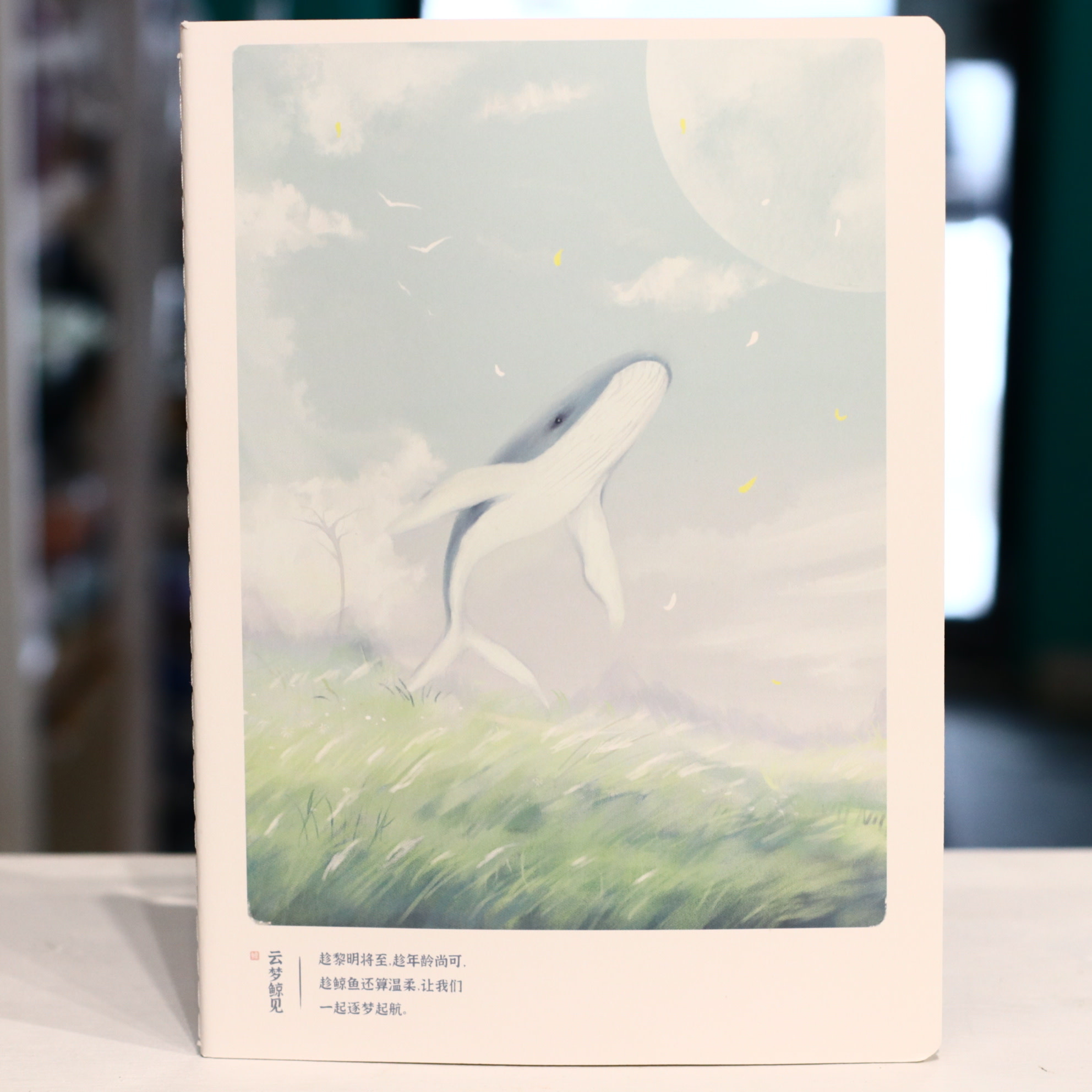 Whale Notebook