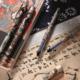 ARP57512A 0.38mm Black Gel Ink Pen