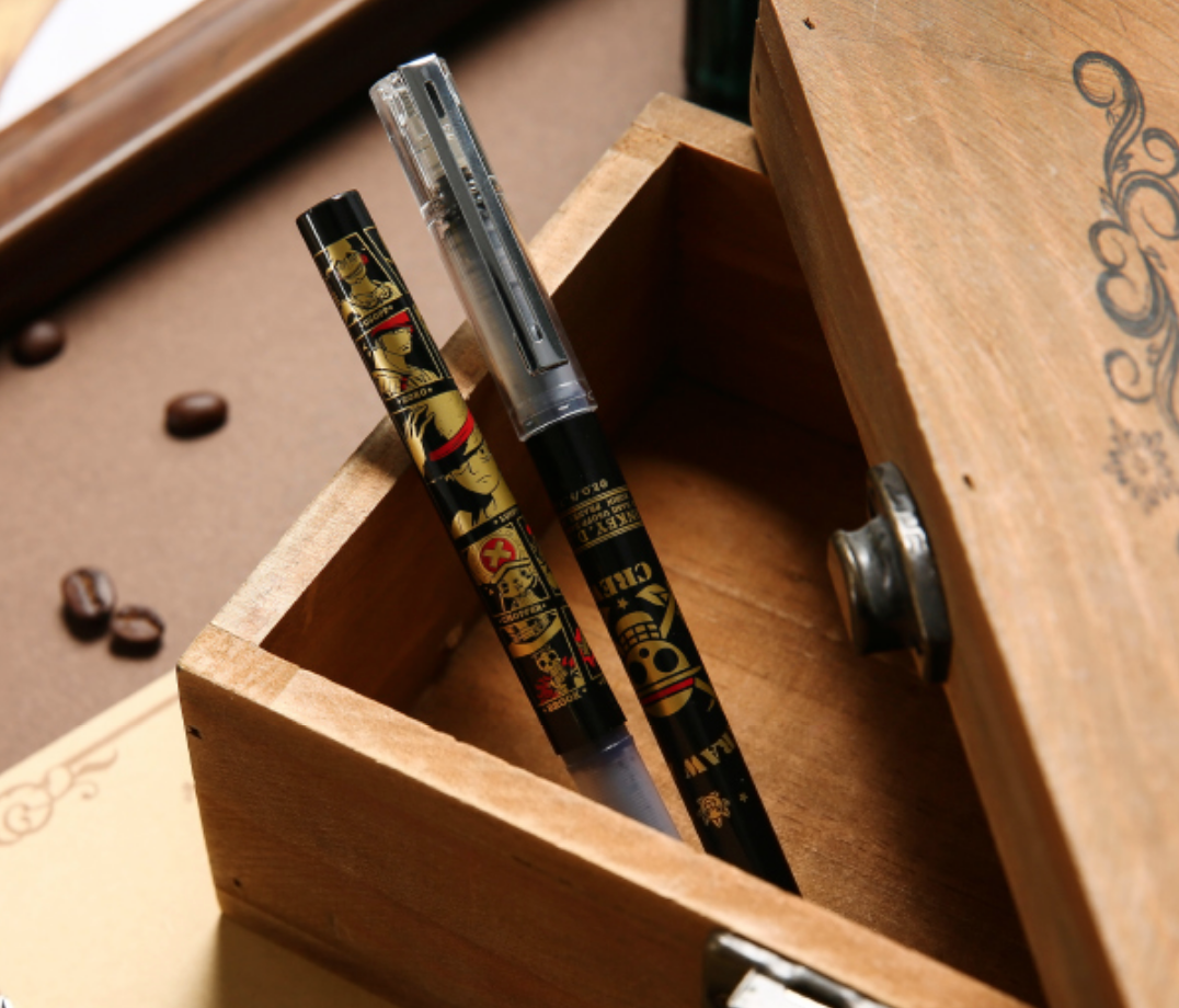 QRP59403A 0.5mm Black Gel Ink Pen