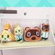 Animal Crossing Tom Nook Head Keychain 10cm