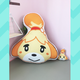 Animal Crossing Isabelle Head Keychain 10cm