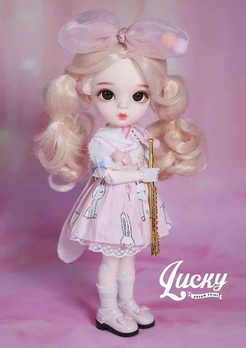 DBS Lucky BJD Doll
