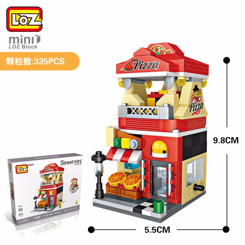 LOZ Pizza LOZ1628