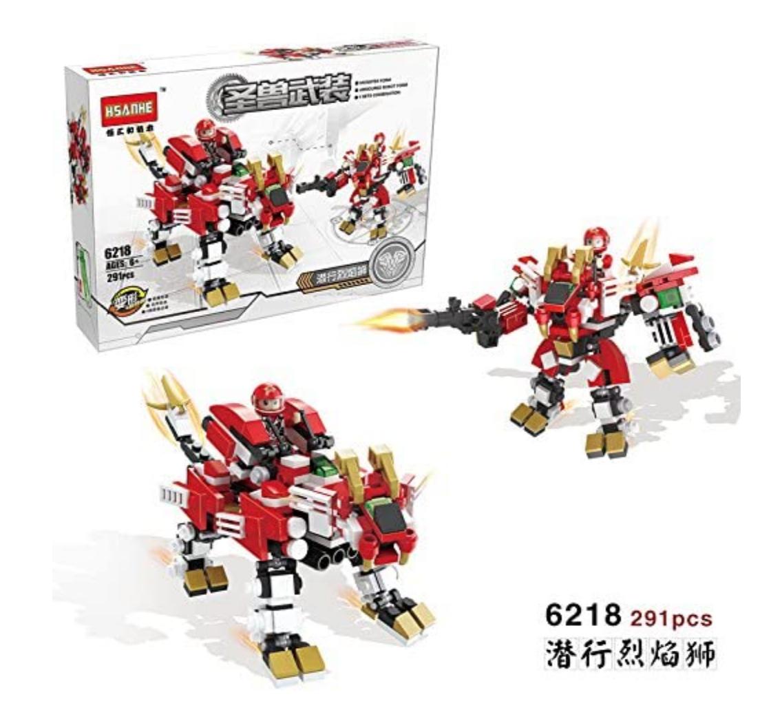 HSANHE HSANHE 6218 Large Red Transformer