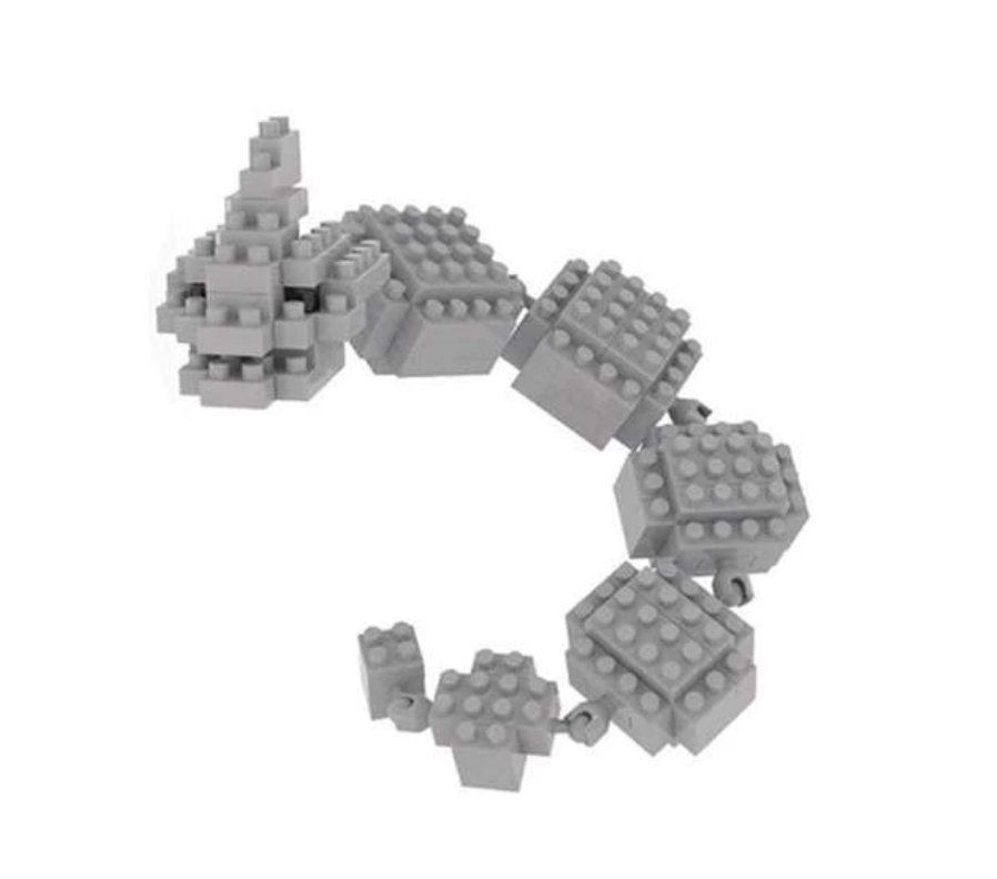 LNO-106 Onyx Pokemon Building Block