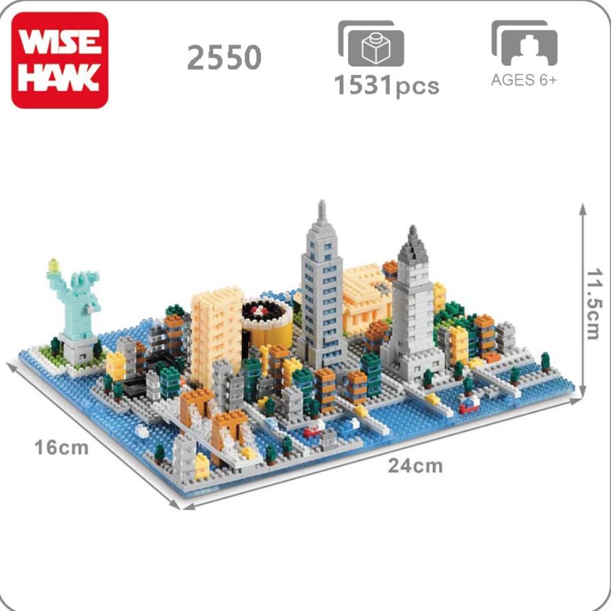 2550 New York Building Block