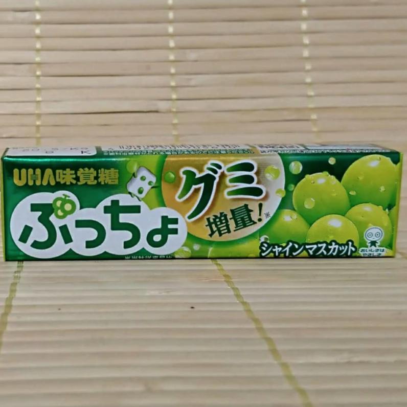 UHA UHA Puchao Soft Candy (Muscat Flavor)
