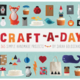Penguin Random House Craft-A-Day 365 Simple Handmade Projects