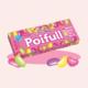 Meiji Meiji Poifull 4 Assorted Fruit Jelly Bean