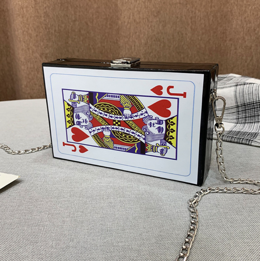 Lingsu Poker Purse
